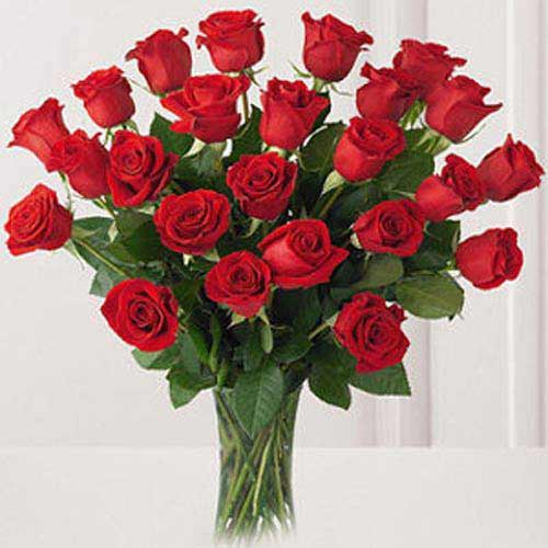 Two Dozen Red Roses Bouquet - Australia Delivery Only