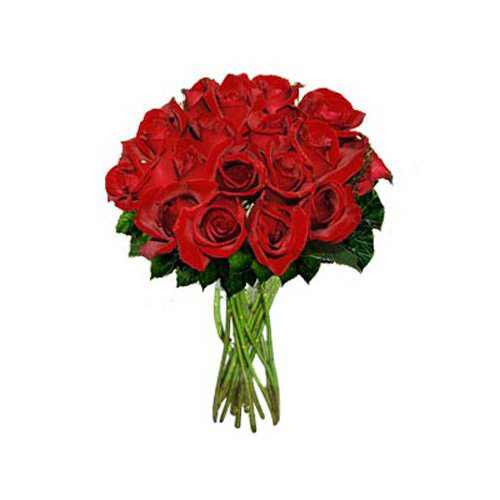 18 Red Roses - Kuwait Delivery Only