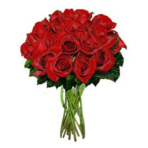 18 Red Roses - Philippines Delivery Only