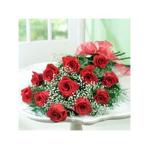 Red Dozen Roses
