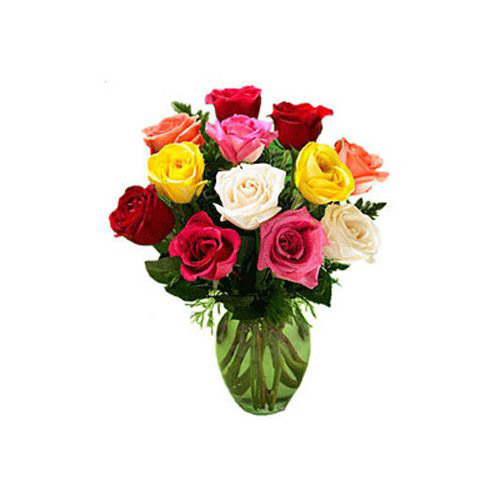 Blooms of Holiday - Russia Delivery Only