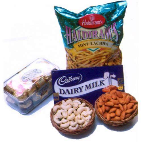 Rakhi Gift Hamper - 12 - UK Delivery Only