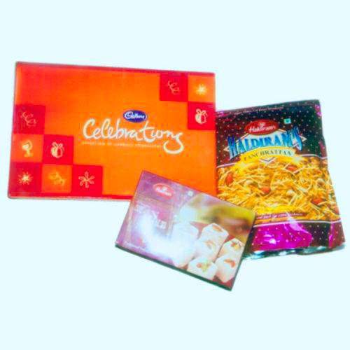 Rakhi Gift Hamper - 35 - UK Delivery Only