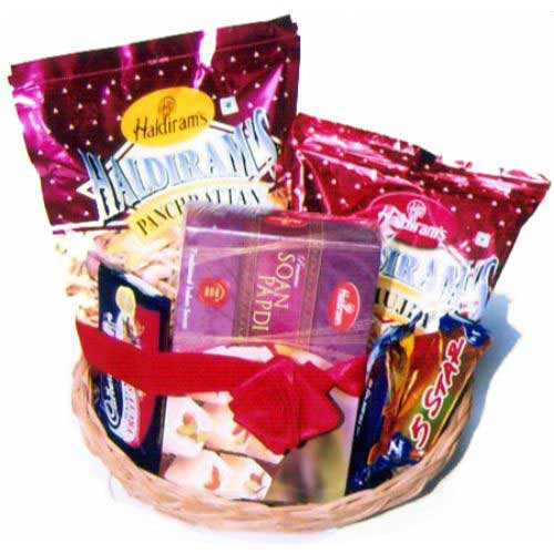 Rakhi Gift Hamper - 38 - UK Delivery Only
