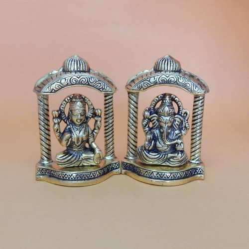 Lord Ganesh & Lakshmi - USA Delivery Only