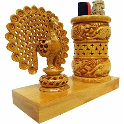Wooden Pen Stand - 1