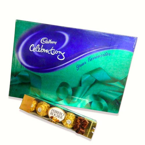 Choco Fusion Hamper - UK Delivery Only