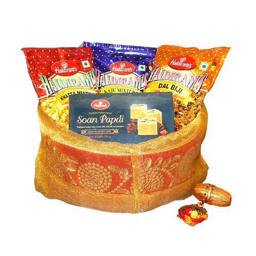 Haldiram's Big Basket Hamper - Australia Delivery Only