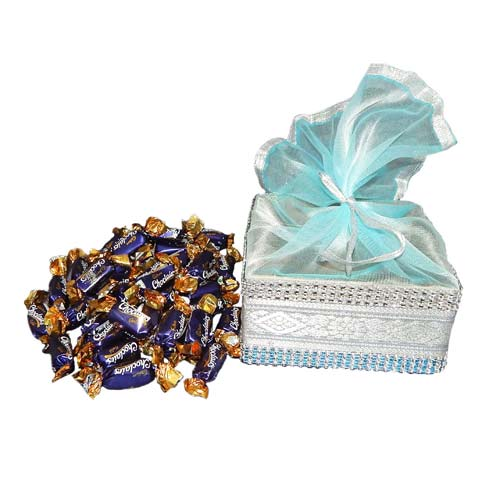 Chocolairs Hamper With Basket - UK Delivery Only