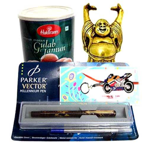 Rakhi Gift Hamper - 4 - India Delivery Only