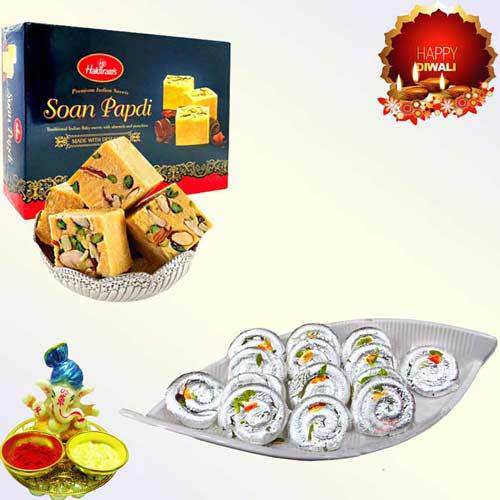 Soan Papdi & Kaju Jalebi - UK Delivery Only