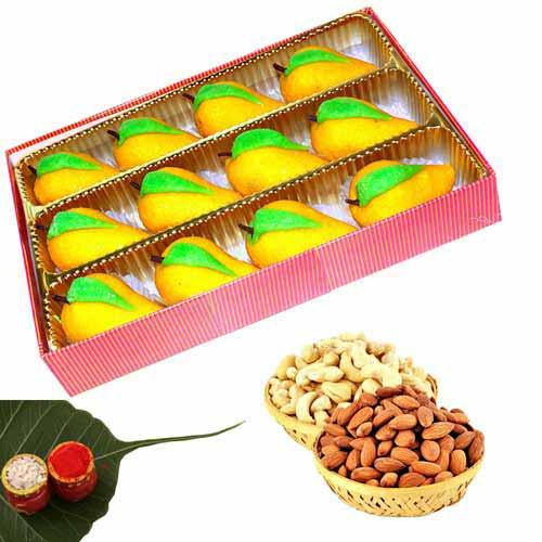 Sweet & Dry Fruits Hamper