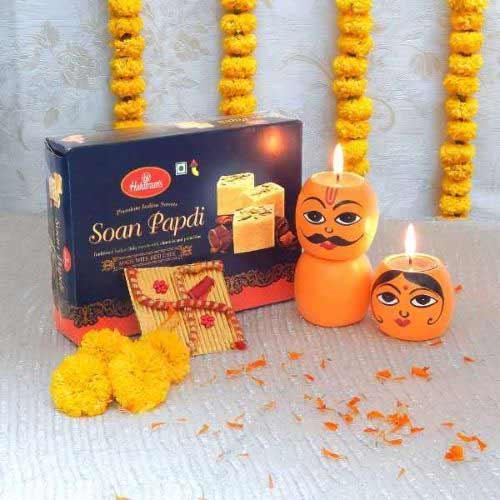 Diwali Diya Hamper - Australia Delivery Only