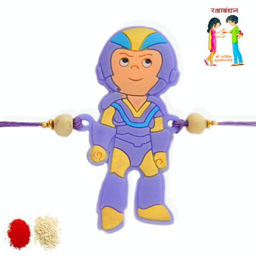 A Classic Kids Rakhi - USA Delivery Only