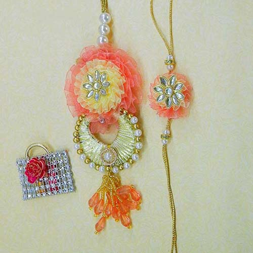 Unique Rakhi Lumba Set - Add On
