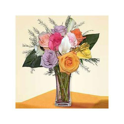 Callas And Roses - Saudi Arabia Delivery Only