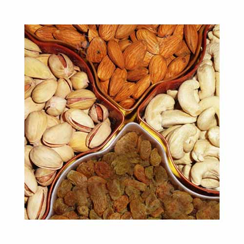Bhai Dooj Mixed Dry-Fruits 400 gms - Singapore Delivery