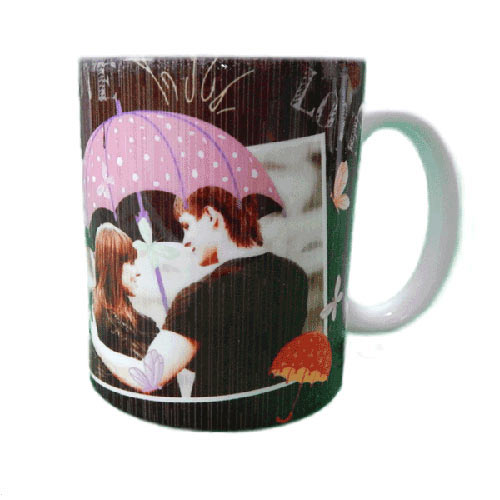 Speechless Coffee Mug