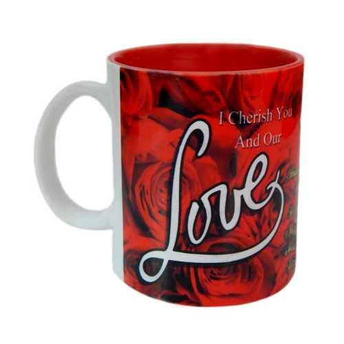 I Cherish You Coffee Mug