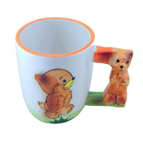 Chipmunk Cartoon Coffee Mug