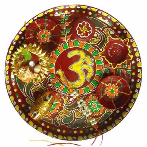 New Puja Thali - 9