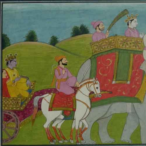 Pahari Paintings -1