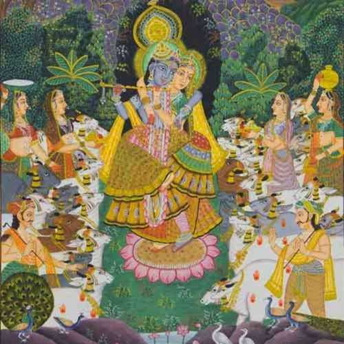 Mysore Painting-1