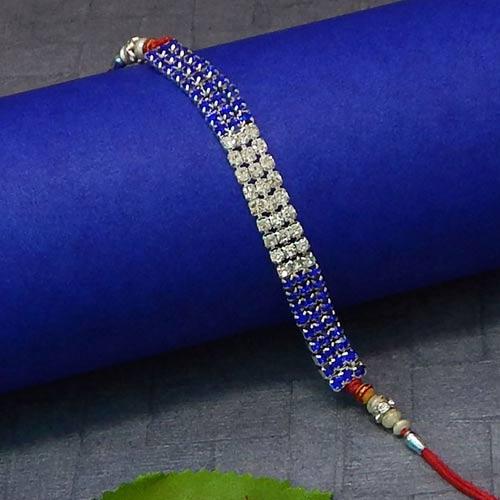 Stone Bracelet Rakhi - Add On