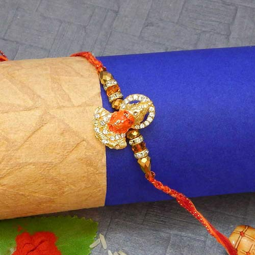 Lord Hanumaan Rakhi - USA Delivery Only