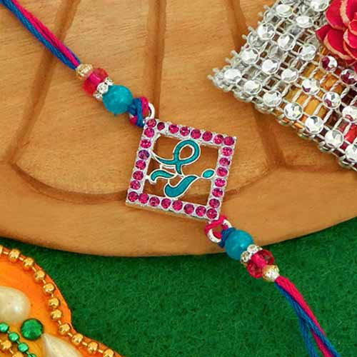 Affluence Sri Rakhi Thread - USA Delivery Only