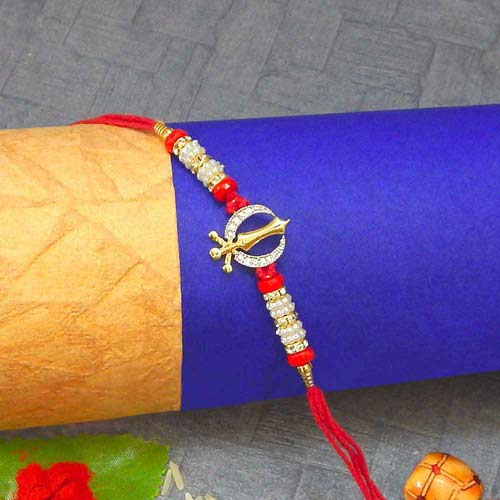 Sikh Sacred Rakhi Thread - UK Delivery Only