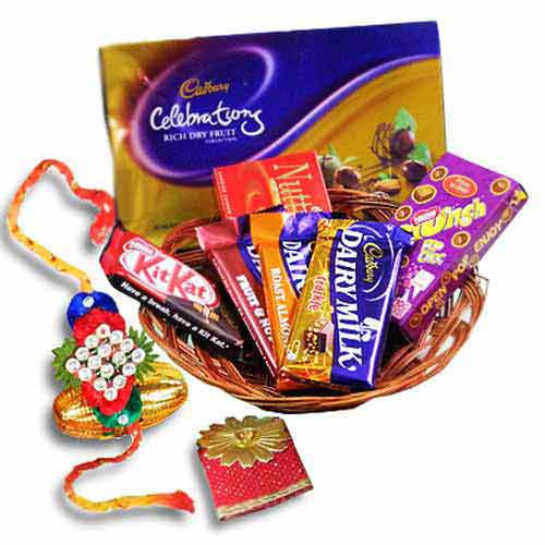 Chocolate Hamper - 96-13096 - USA Delivery Only