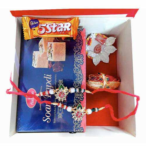 Rakhi Gift Box - Canada Delivery Only