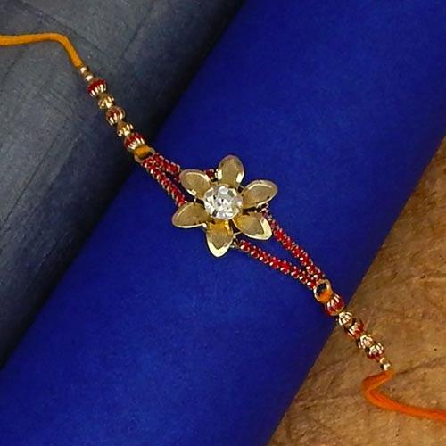 unique flower Rakhi