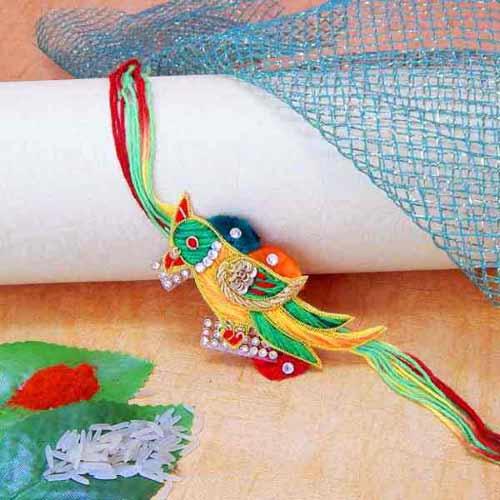 Elegant Bird Rakhi