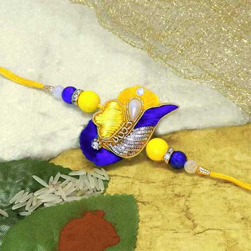 Angelic Rakhi - AUSTRALIA Delivery Only