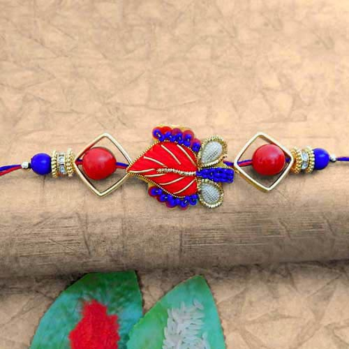 Charming Rakhi - AUSTRALIA Delivery Only