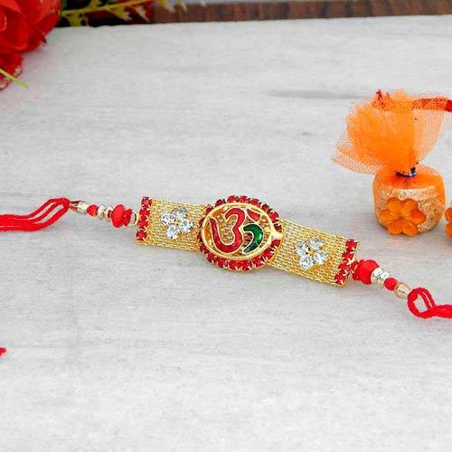 Sacred Om Rakhi