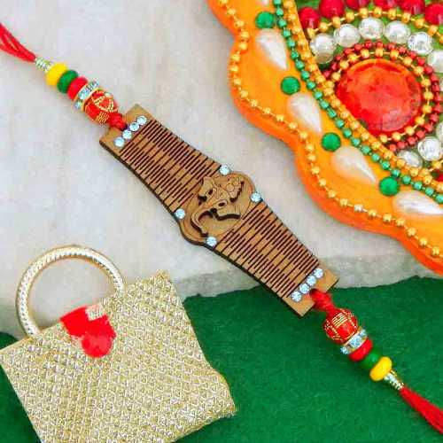Ravishing Rakhi - USA Delivery Only