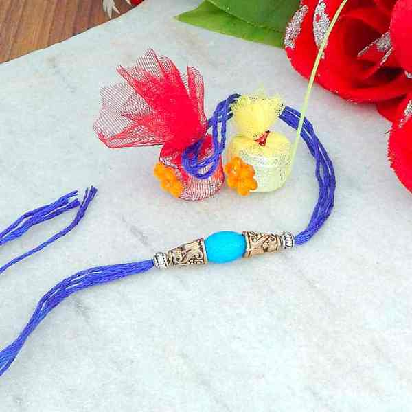 Pleasing Rakhi - USA Delivery Only