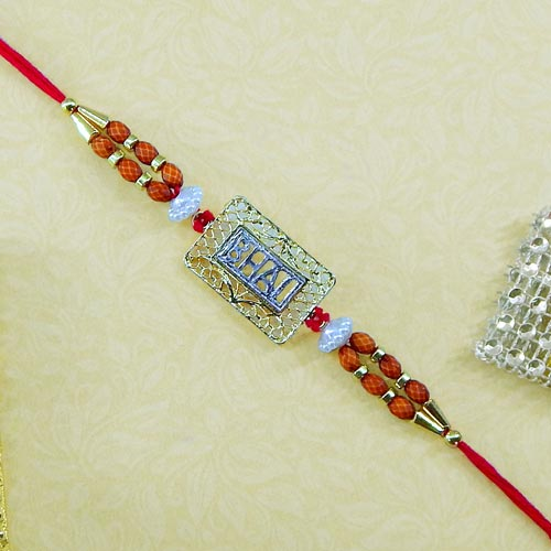 Opulent BHAI Rakhi - USA Delivery Only