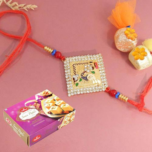 Rakhi With Son Papdi 250gms