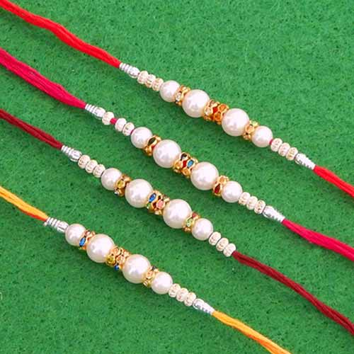 Rakhi Set - 05 - USA Delivery Only