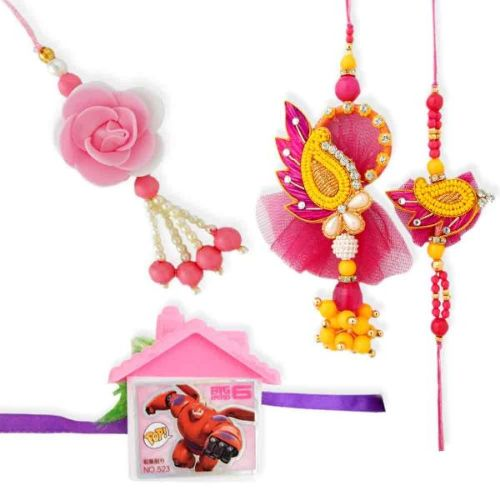Bountiful Family Rakhi - 24