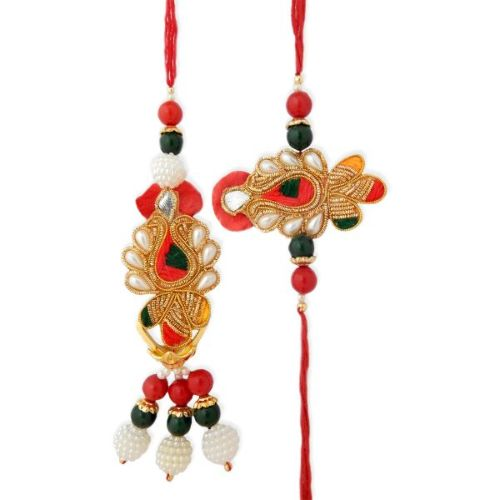 Exclusive Rakhi Lumba Set -1- AUSTRALIA Delivery Only