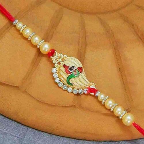Ganesha Blessings Rakhi