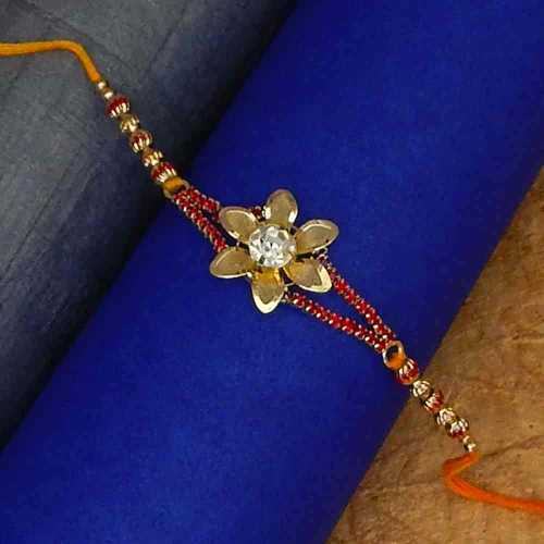 unique flower Rakhi
