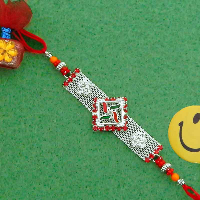 Glorious Rakhi