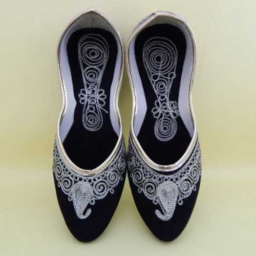 Rajasthani Shoe-ak-11553