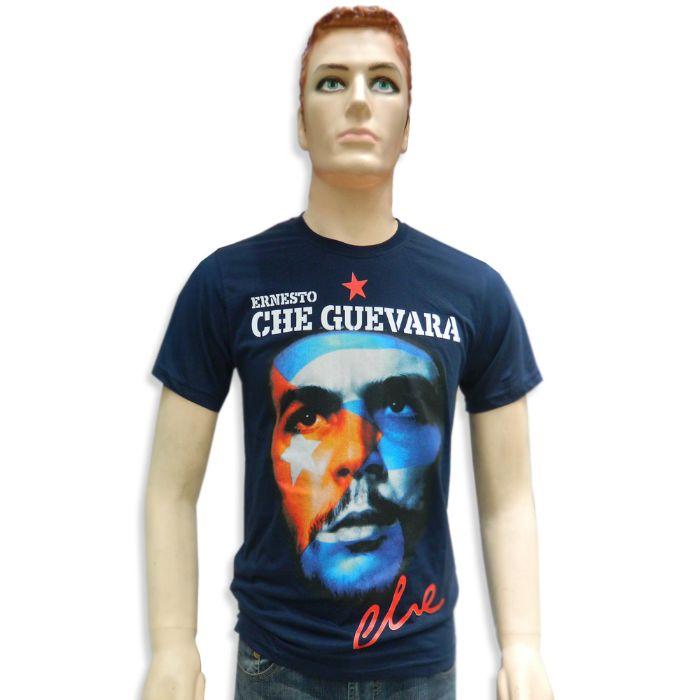 Round Neck Printed Men's T-Shirt - 11080
